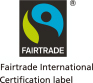 Fairtrade Sourcing Program label