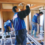 Approximately 400 Group employees joined volunteer activities in Joso and Tochigi City as of Nov.8th