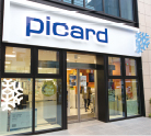"The first Picard store in Japan ""Picard Aoyama Kottodori Store,"" which was opened on November 23, 2016"